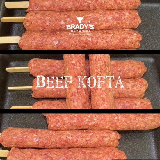 Beef Koftas (5 pack)
