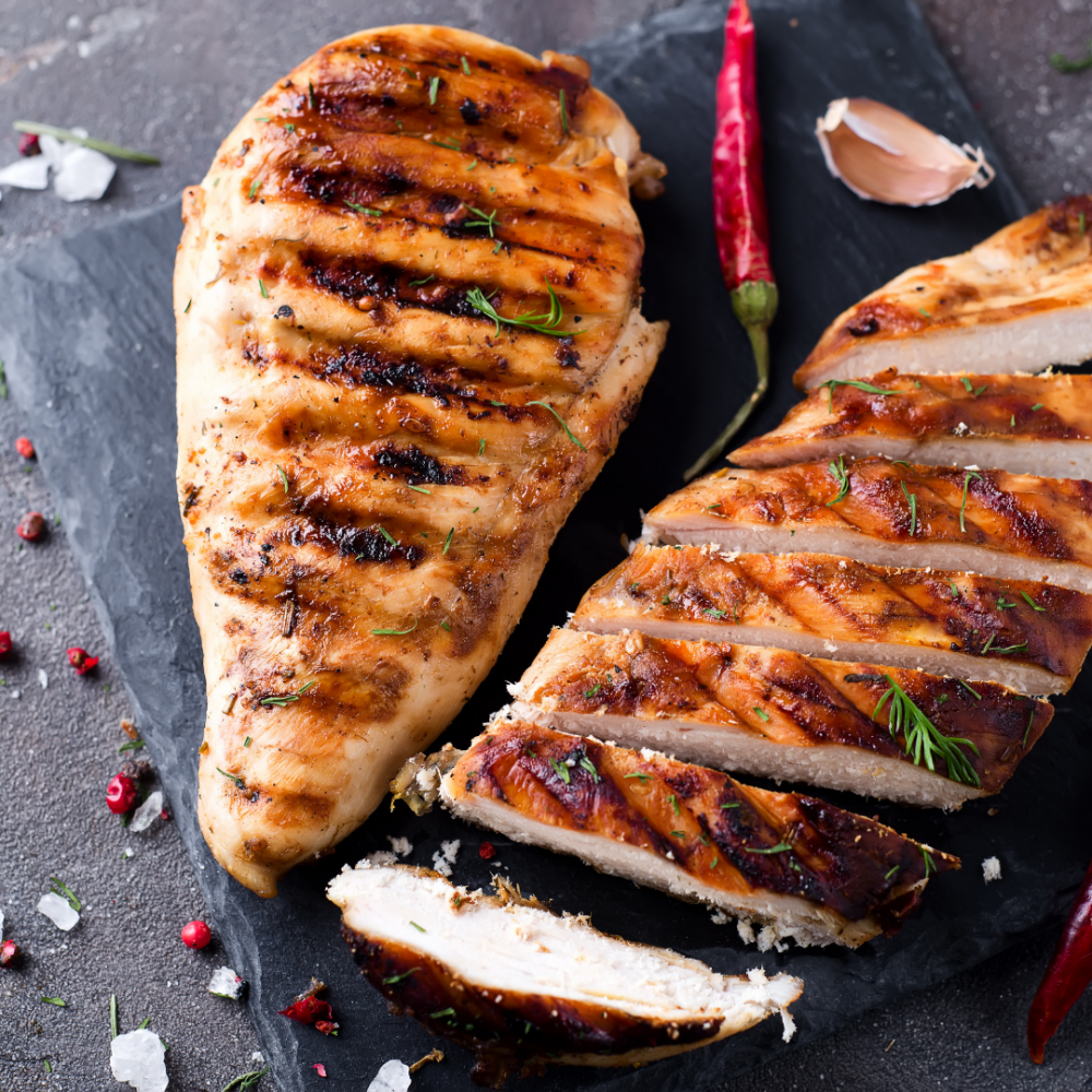 10 Marinated Chicken Fillets
