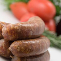 4x Italian Jumbo Sausage