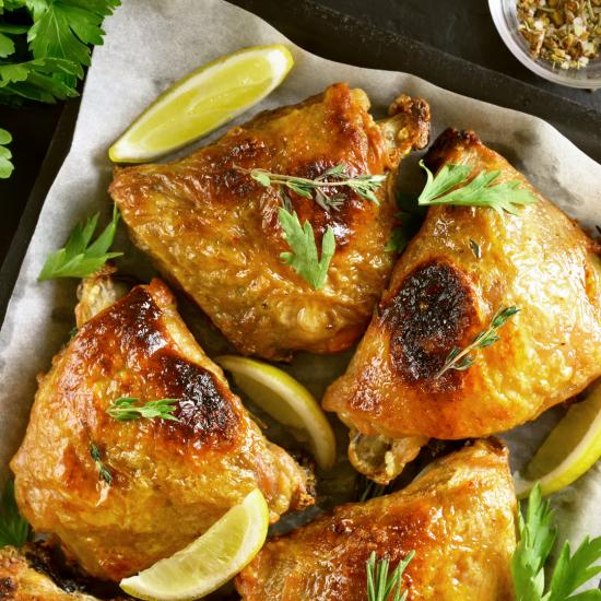 1kg Chicken Thighs