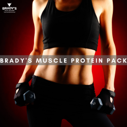 Brady's Muscle Protein Pack