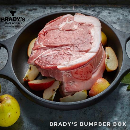 Brady's Bumper Box