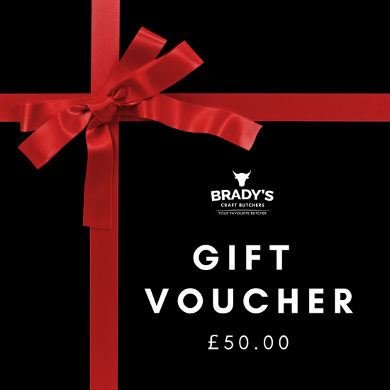 Gift Voucher £50.00