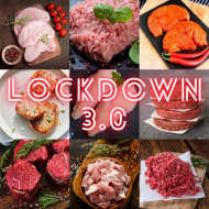 Lockdown 3.0 - The Healthy Option