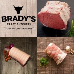 Brady's Mini-Roast Box