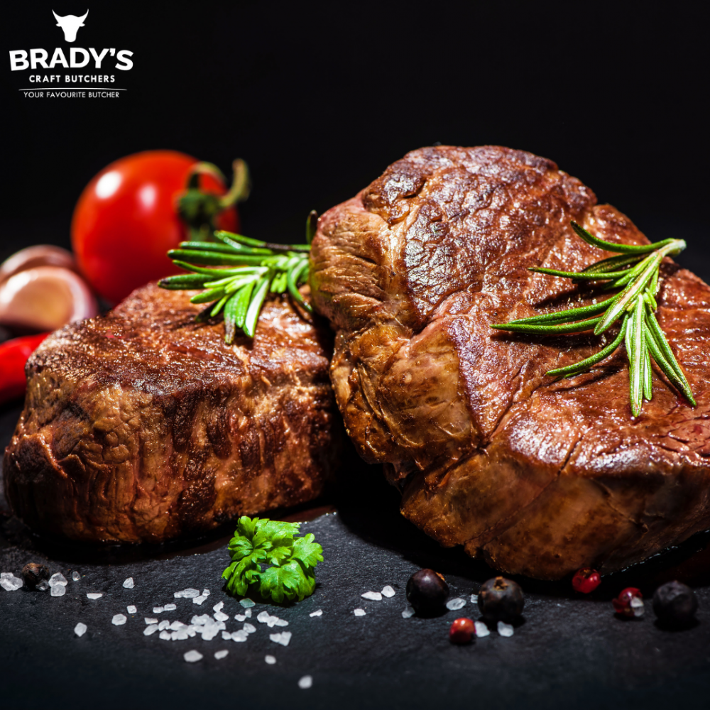 Beef Fillet Steak 8oz