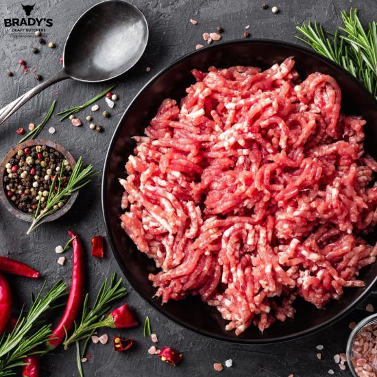 500g  Beef Steak Mince