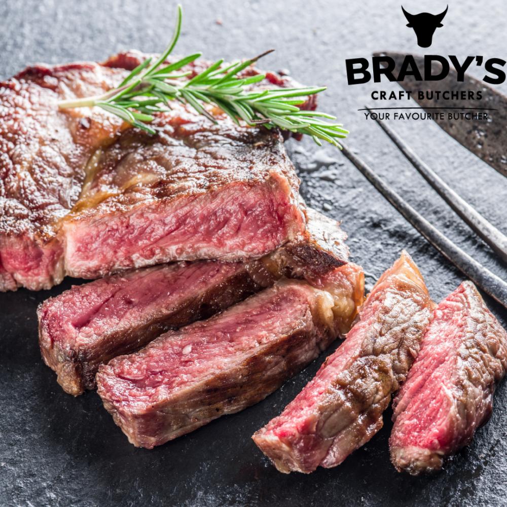 Sirloin Steak (8oz)