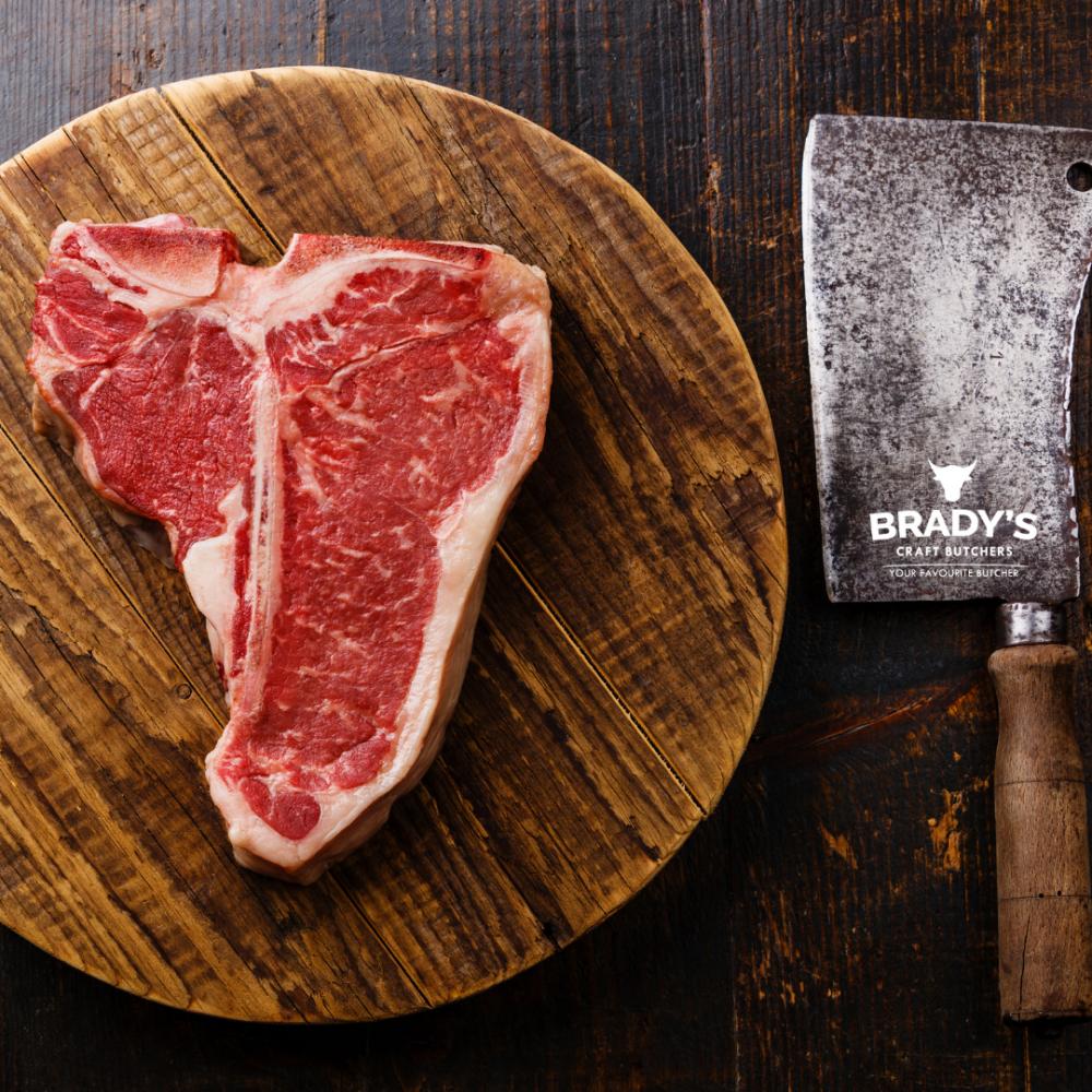 T-Bone Beef Steak 500g