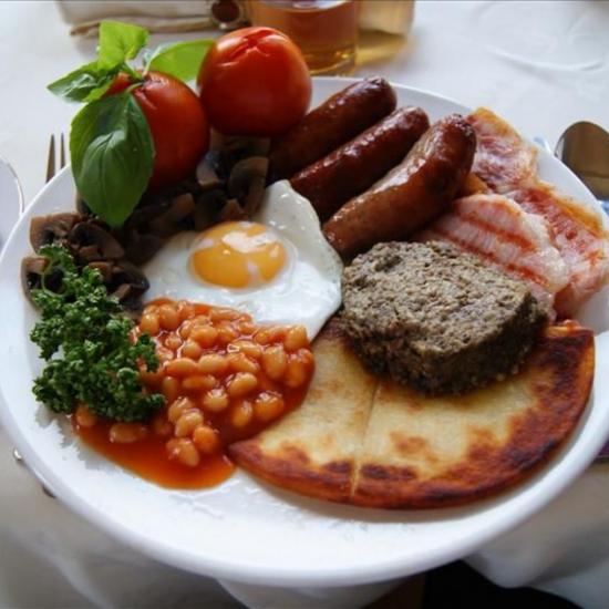 Scottish Breakfast Box