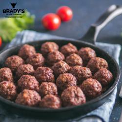 Italian Meatballs x12