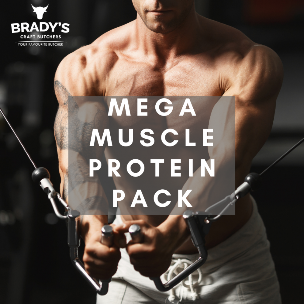 Mega Muscle Protein Pack