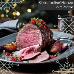 CHRISTMAS BEEF HAMPER ( 2 PEOPLE)