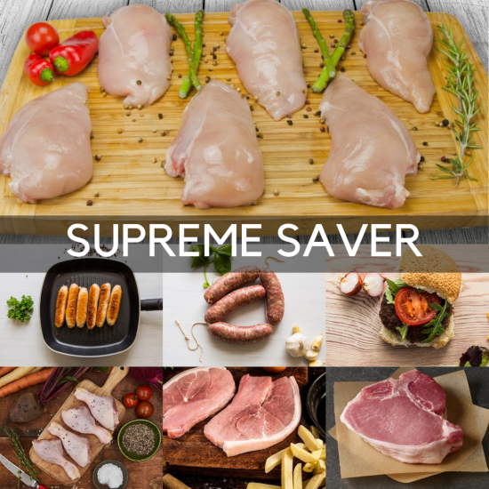 Supreme Saver Box