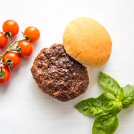 4x 4oz Italian Burgers