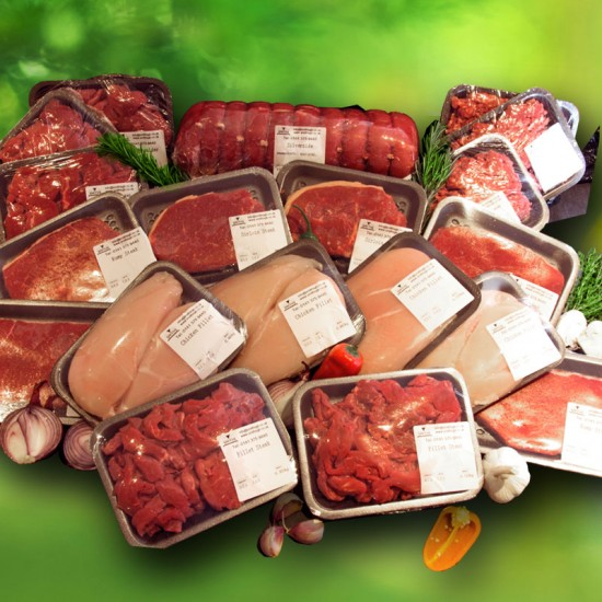 Luxury Protein Meat Box