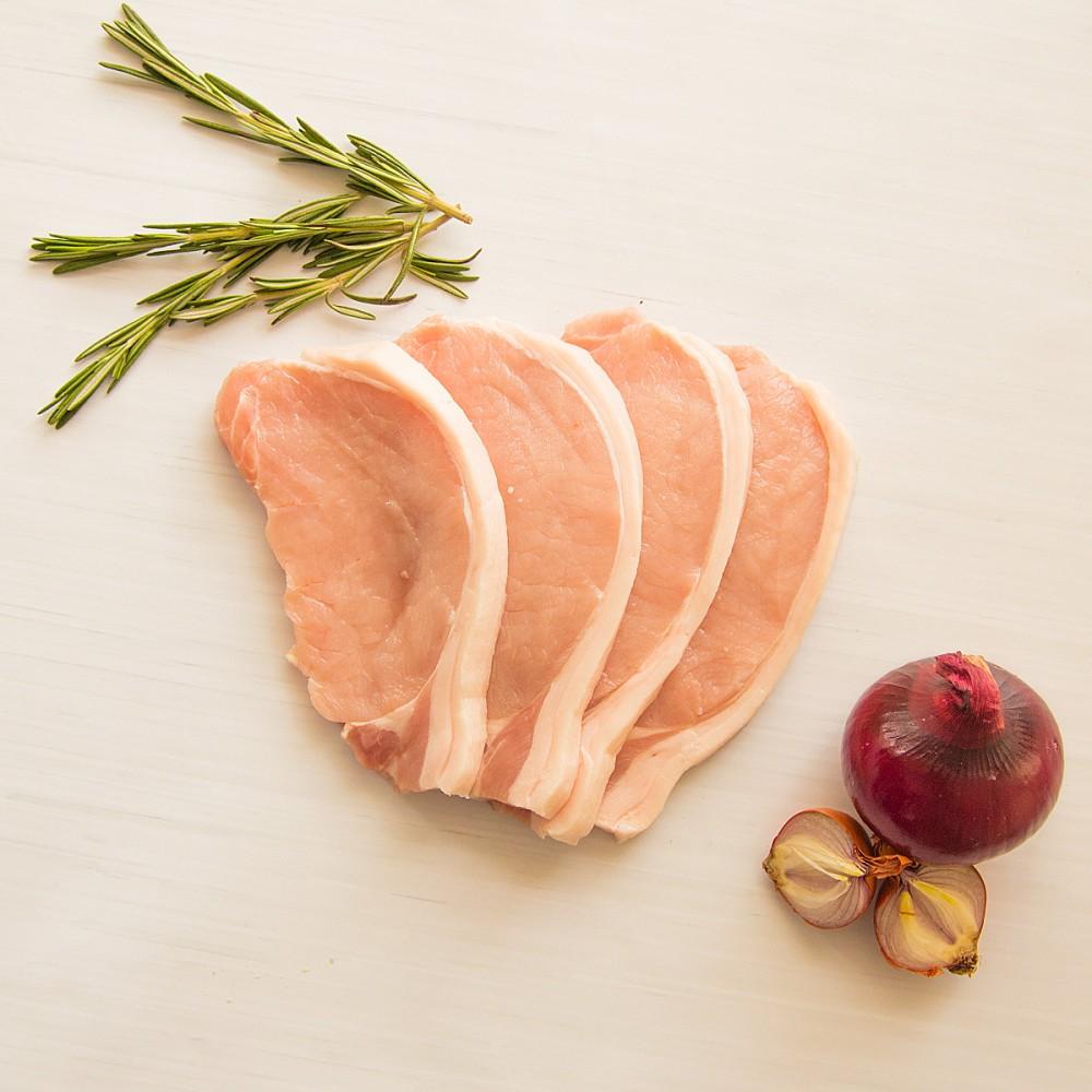 Pork Steak (4 x 8oz)