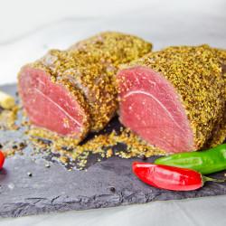 Gourmet Beef Topside with Wholegrain Mustard