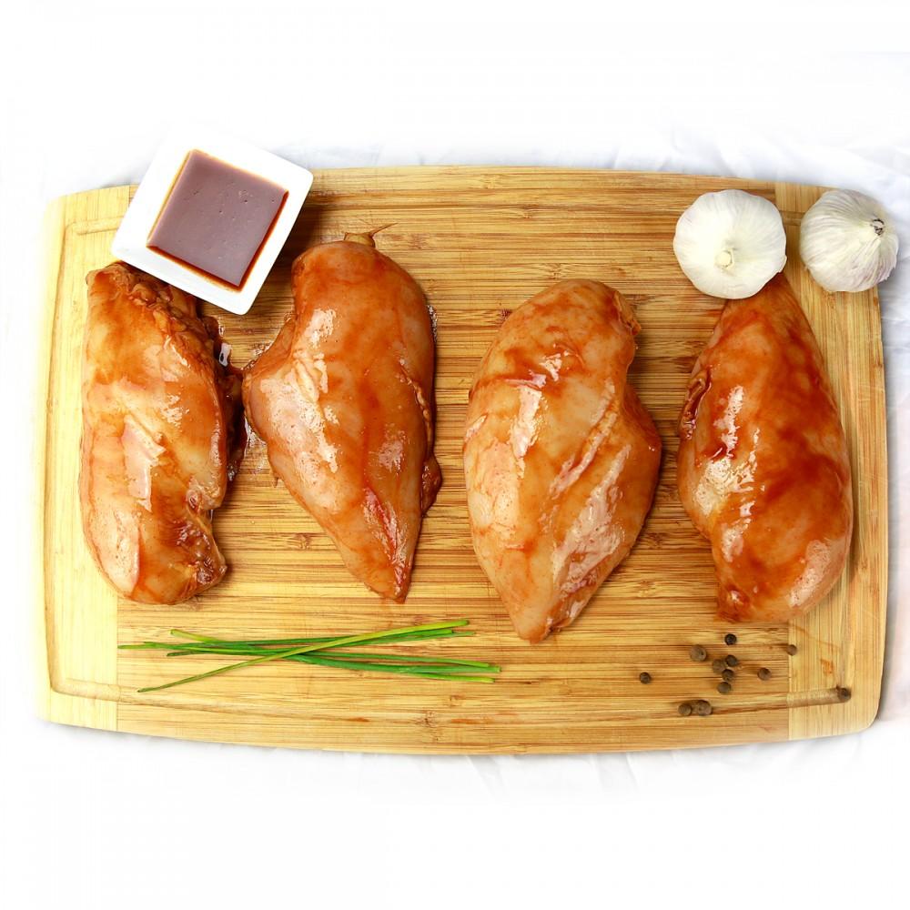 6 BBQ Chicken Fillets