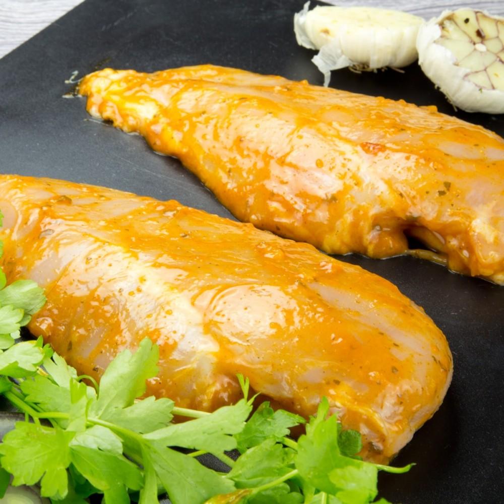 6 Tikka Style Chicken Fillets